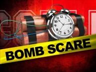 Bomb-scare